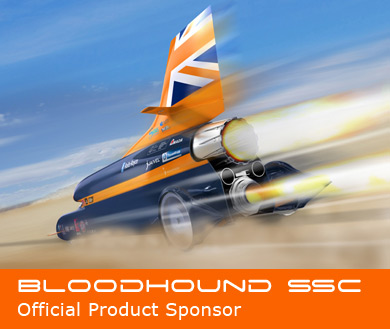 Bloodhound SSC - Official Product Partner - Working at Height